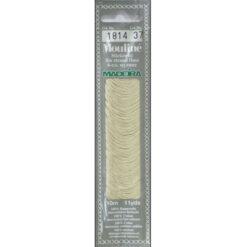 Borduurgaren Madeira Mouline grijs 1814 (DMC648)