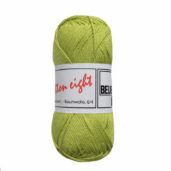 Beijer BV Cotton eight licht groen, 306
