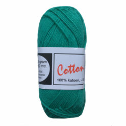 Beijer BV Cotton eight groen, 307