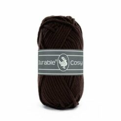 Durable Cosy, donker bruin, 2230