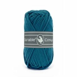 Durable Cosy, petrol blauw, 375