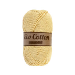 eco cotton geel