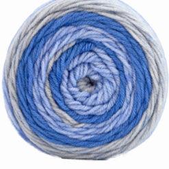 crazy color 436 blauw grijs