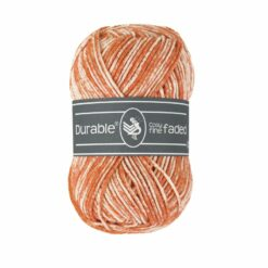 durable cosy fine faded apricot oranje 2195