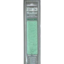 Borduurgaren Madeira Mouline groen 1201 (DMC993)