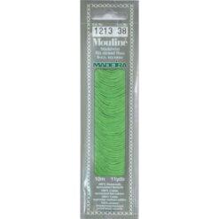 Borduurgaren Madeira Mouline groen 1213 (DMC912)