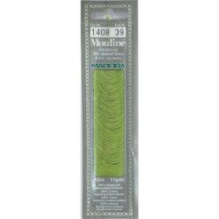 Borduurgaren Madeira Mouline groen 1408 (DMC3347)
